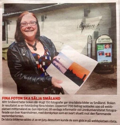 "Bidrag till ""Mitt Småland"""
